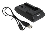 IDX A-CWS-RX Sony Battery Adapter for CW-1RX (Receiver)