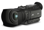 JVC GY-HM170 4KCAM Compact Professional Camcorder