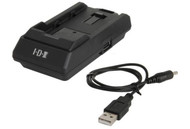 IDX A-CWJ-RX JVC Battery Adapter for CW-1RX (Receiver)