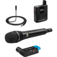 Sennheiser AVX Camera-Mountable Combo Wireless Set