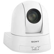 Sony SRG-300SE/W 1080p Desktop & Ceiling Mount Remote PTZ Camera (White)