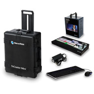 NewTek TriCaster Mini HD-4 SDI Bundle with Control Surface and Travel Case