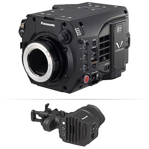 Panasonic VariCam LT VF Package