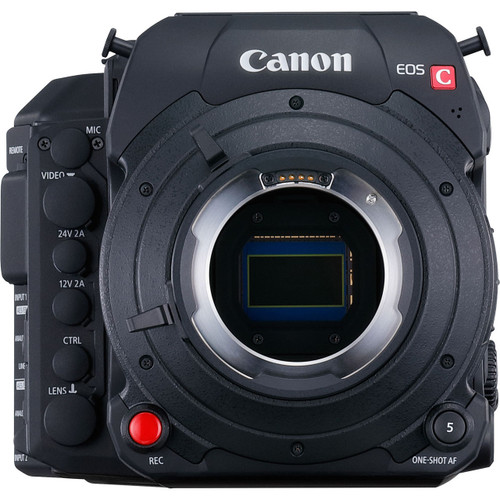 Canon EOS C700 Cinema Camera (PL Lens Mount)