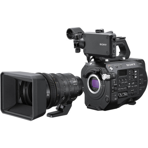 Sony PXW-FS7M2K 4K XDCAM Super 35 Camcorder Kit with 18-110mm Zoom Lens