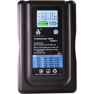 Intellytech Socanland 280Wh Lithium-Ion Battery with V-Mount