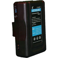 Intellytech Socanland 14.8V 160Wh Li-Ion Battery with LED (V-Mount)