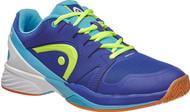 Head Men's Nitro Pro Blue Racquetball Shoes