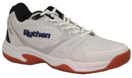 Python Men's Deluxe Indoor Mid Racquetball Shoes (Sizing Runs 1/2 Size Small)