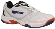 Python Men's Deluxe Indoor Low Racquetball Shoes (Sizing Runs 1/2 Size Small)