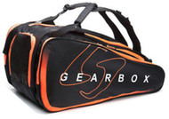 Gearbox Prism Black/Orange Ally Bag
