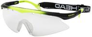 Head Powerzone Shield - Green Racquetball Eyewear
