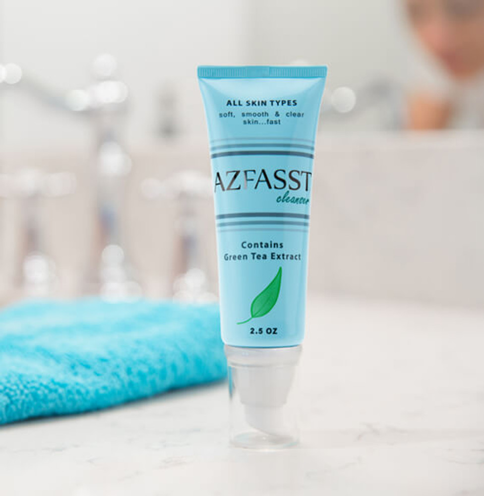 Azfasst Green Tea Cleanser