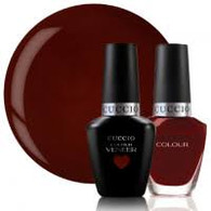 Cuccio Match Makers Veneer and Colour | Red Eye To Shanghai 6025 |