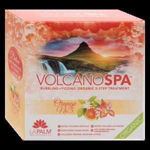 Volcano Spa In A Box | Orange |