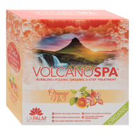 Volcano Spa In A Box | Orange |