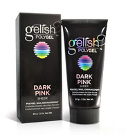 Dark Pink: Polygel Nail Enhancement 60 g - 2 Oz.