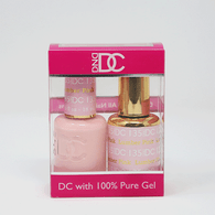 DND DC DUO SOAK OFF GEL AND LACQUER | 135 Lumber Pink |