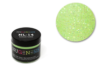 Nugenesis Easy Nail Dip Sparkle Collection | NL 14 Lemon Lime |