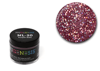 Nugenesis Easy Nail Dip Sparkle Collection | NL 20 Purple Rain |