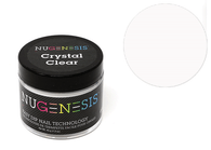 Nugenesis Easy Nail Dip French Collection | Crystal Clear 2oz |