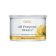 GIGI | ALL PURPOSE HONEE WAX | 14 OUNCES