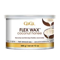 GIGI | COCONUT HONEE FLEX WAX WAX | 14 OUNCES