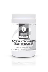 TOPLINE ACRYLIC POWDER | EXTREME WHITE | 23.3 OZ