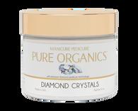 PURE ORGANIC DIAMOND CRYSTALS  6 OUNCE
