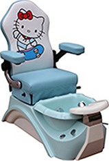 Kid Pedicure Spa System Hello Kitty