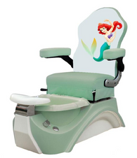 Kid Pedicure Spa System Mermaid