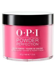 OPI Nails Powder Perfection 1.5 oz. - Strawberry Margarita