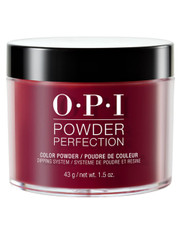 OPI Nails Powder Perfection 1.5 oz. - Malaga wine