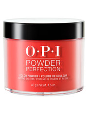 OPI Nails Powder Perfection 1.5 oz. - A good man-darin os hard to find