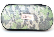Large Zipper Case - Sparkle Camo