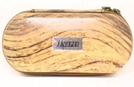 Large Zipper Case - Wood