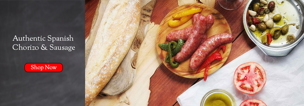 Authentic Spanish Chorizo Sausage. Buy Chorizo online imported from Spain both for grill or cooking and even slicing.