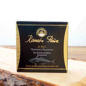 Jurelillos en Aceite - Horse Mackerel in olive oil by Ramón Peña