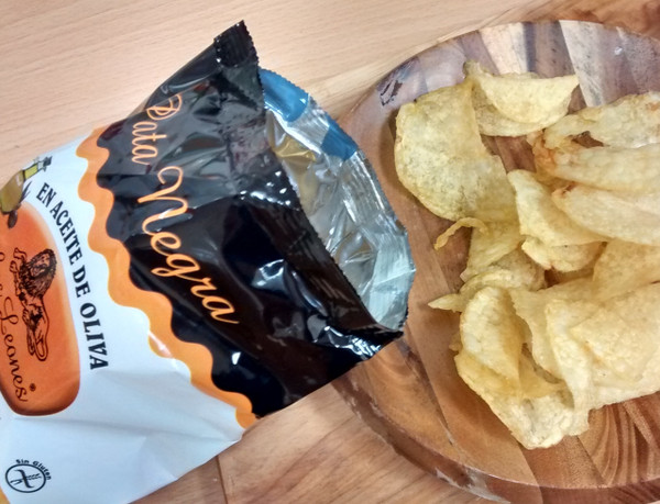 2 bags of Potato Chips -Patatitas- Los Leones