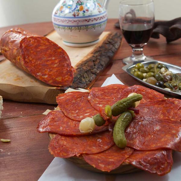 Chorizo Superior Cantimpalo Style by El Quijote