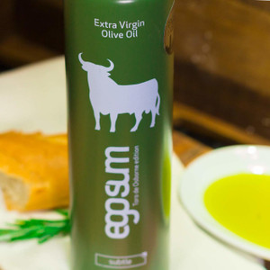 Ego Sum Extra Virgin Olive Oil - Toro Subtle Edition