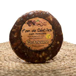 Date bread with nuts - Pan de Datiles by El Artesano