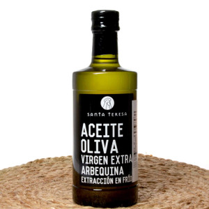 Arbequina Extra Virgin Olive Oil by Santa Teresa