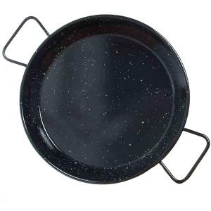 Garcima 12 Inch Enameled Paella Pan - Serves 4