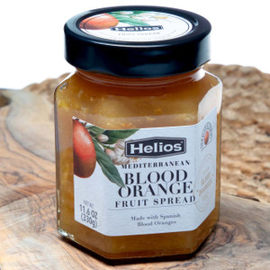 Helios Confitura Natural Blood Orange  11.6 oz