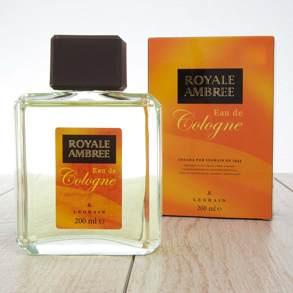 Royal Ambree Cologne