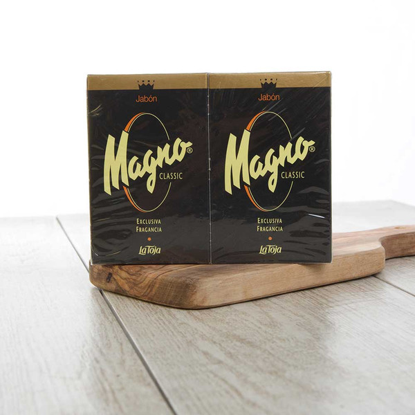 Magno Bar Soap Pack of 2 Classic