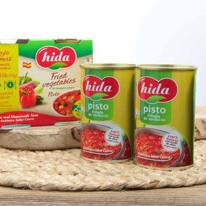 Pisto - Vegetables in Tomato Sauce 2-pack by Hida