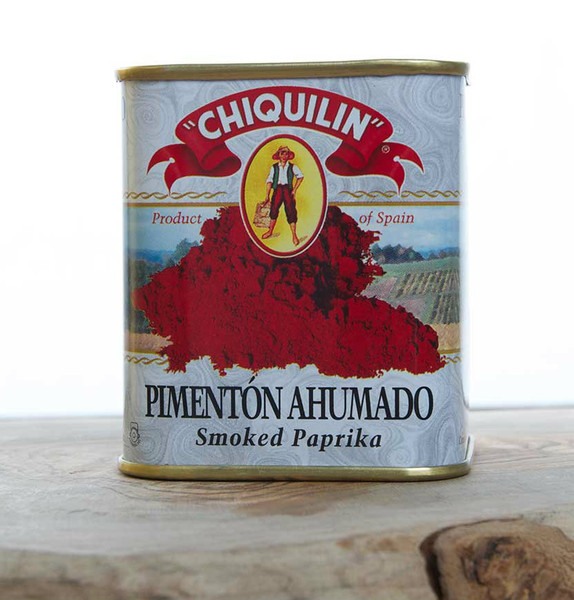 Smoked Spanish Paprika by Chiquilin