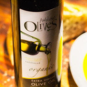 Extra Virgin Olive Oil Unfiltered by Andalusian Olives